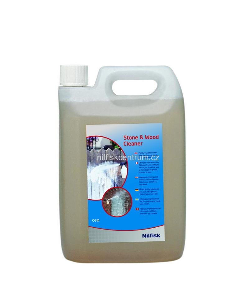 Nilfisk STONE & WOOD CLEANER 4 x 2,5 L