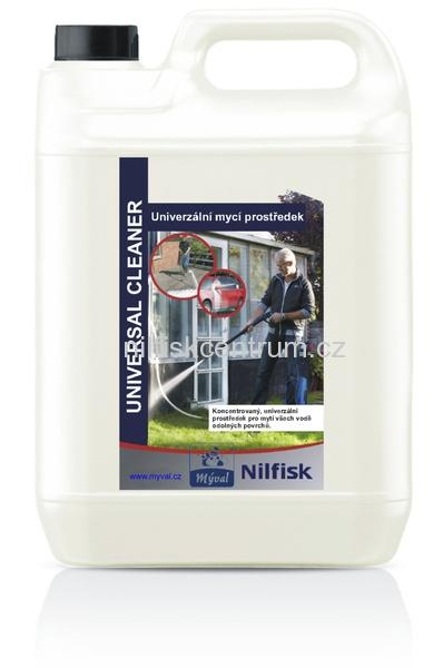 Nilfisk UNIVERSAL CLEANER 4x2,5l  308000496