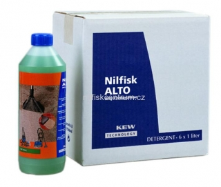 Nilfisk Top Wash  6x1l tekutý  105301671